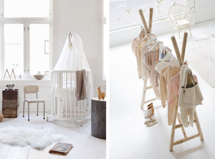 1000 ideas about scandinavian baby room on pinterest Scandinavian baby nursery