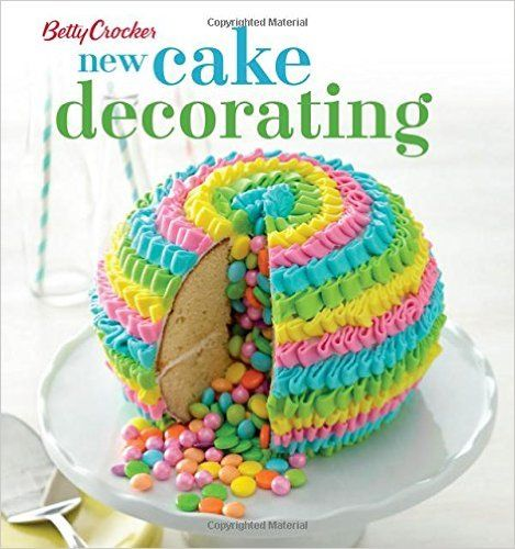 Betty Crocker Decorating Cake Icing Ideas : Betty crocker, Make it and Creative on Pinterest