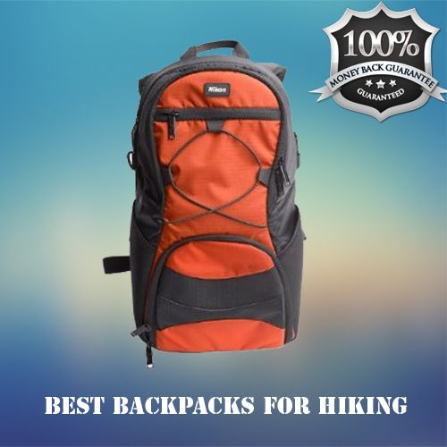 Nikon Deluxe Hiking Backpack