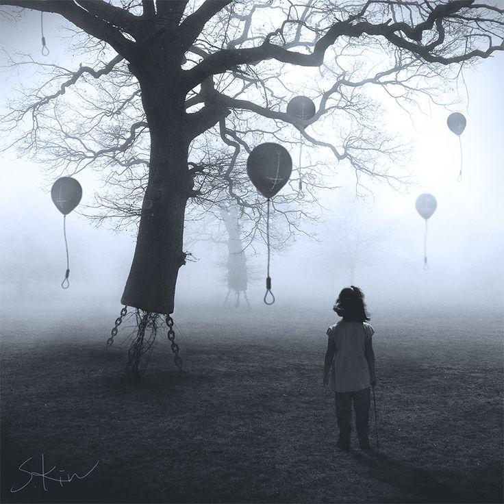 https://www.facebook.com/silenteyeskin photomanipulation artwork design surreal fantasy art photoshop