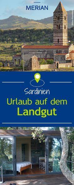 Agriturismo? Dahinter steckt ein Urlaub auf einem Landgut oder gar einem Bauernhof. Wir zeigen euch fünf tolle Agriturismo-Angebote auf Sardinien.