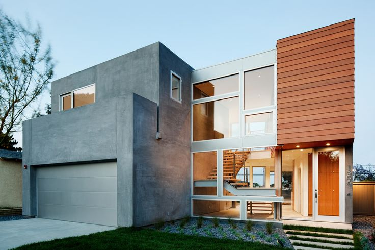 Manhattan Beach House - Explore, Collect and Source architecture