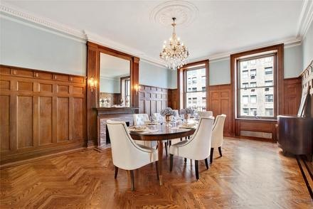 1000 images about the apthorp luxury apartments nyc for Best private dining rooms west end
