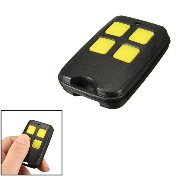 4 Buttons Garage Door Gate Remote for Liftmaster 970LM 973 971LM Craftsman 53681