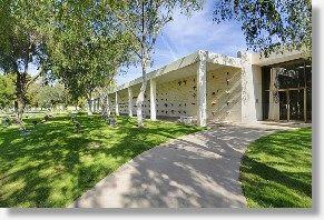 TRIPLE TANDEM MAUSOLEUM CRYPT! $7K Under Cemetery Retail - Buy Plots Burial Spaces Cemetery Property for Sale Sun City Arizona