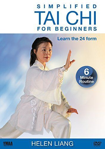 Simplified Tai Chi for Beginners - 24 Form (YMAA Tai Chi Exercise) Helen Liang **NEW BESTSELLER** YMAA http://www.amazon.com/dp/B0176SAQIY/ref=cm_sw_r_pi_dp_GKYYwb11PA9GT