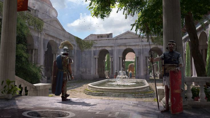 Praetorian Guard.