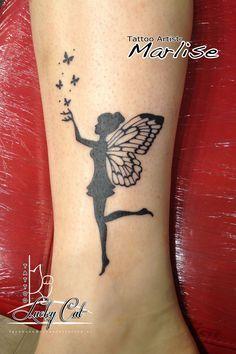 elf tatoeage