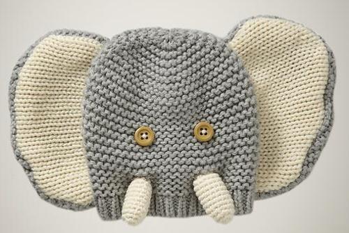 babyGap Knit Elephant Hat, USD20 baby + kids Pinterest