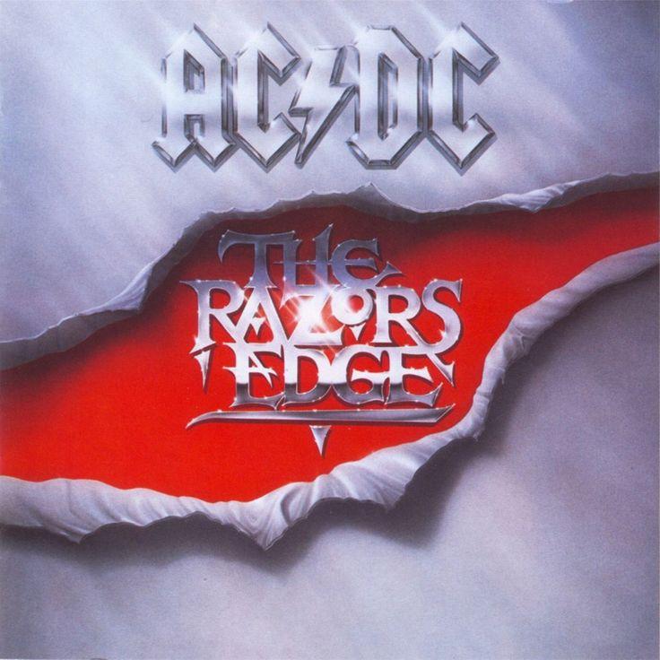 AC/DC The Razors Edge - cassette