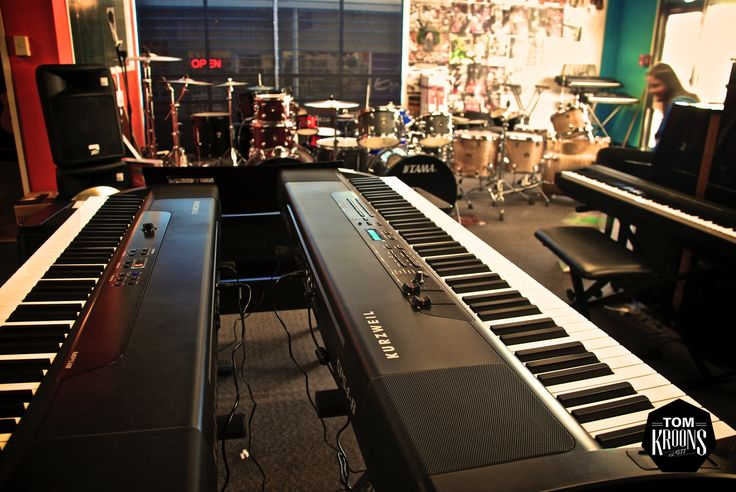 Kurzweil, Keyboards, Drums, Music Shop