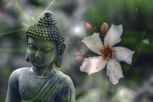 Buddha, Kukka, Buddhalaisuus