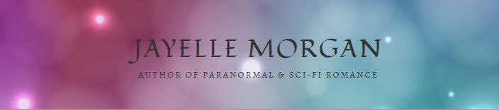 Author website Paranormal, Fantasy, and Sci-Fi Romance