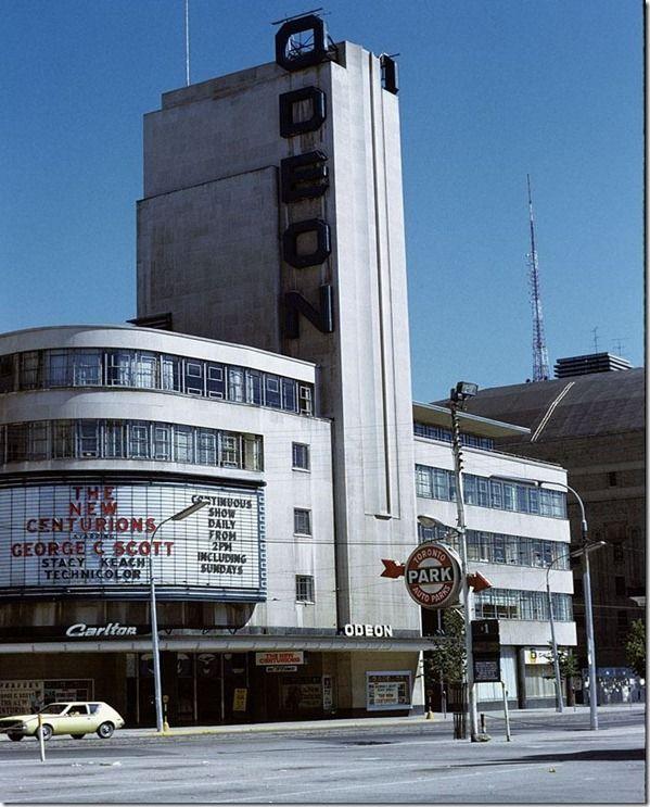 photos of old movie houses | Old Movie Houses of Toronto | Historic Toronto