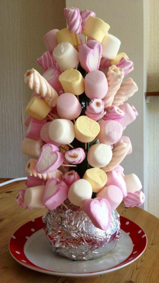 Marshmallow Tree - Fun Party Food!