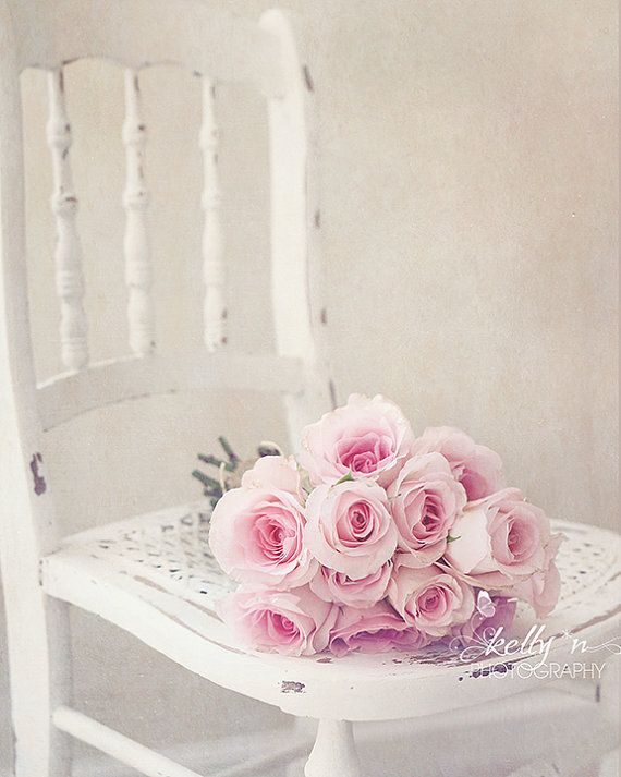 Ballerina Roses Bouquet of Roses Photograph by kellynphotography