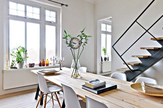 Un duplex à Malmö   PLANETE DECO a homes world