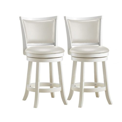 "Found it at Wayfair - Volane 24"" Swivel Bar Stool"