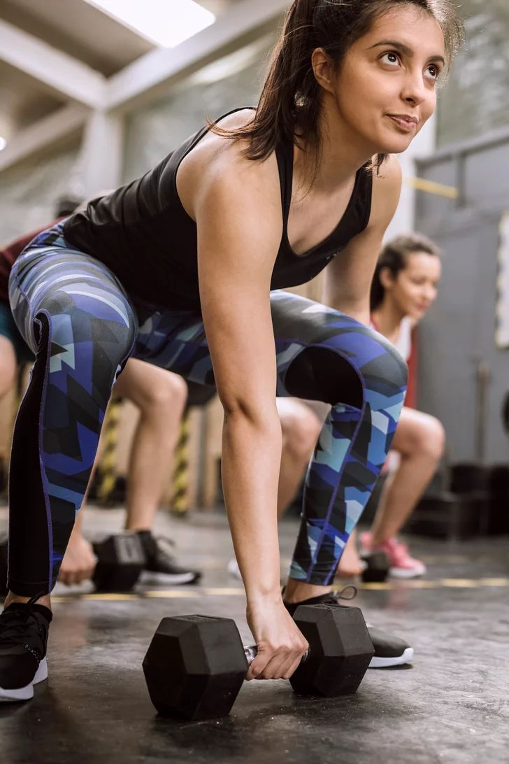 For Strong Powerful Legs Trainers Love These 10 Muscle-Building Dumbbell Exercises in 2020