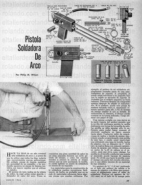PISTOLA SOLDADORA DE ARCO JUNIO 1964 001a copia