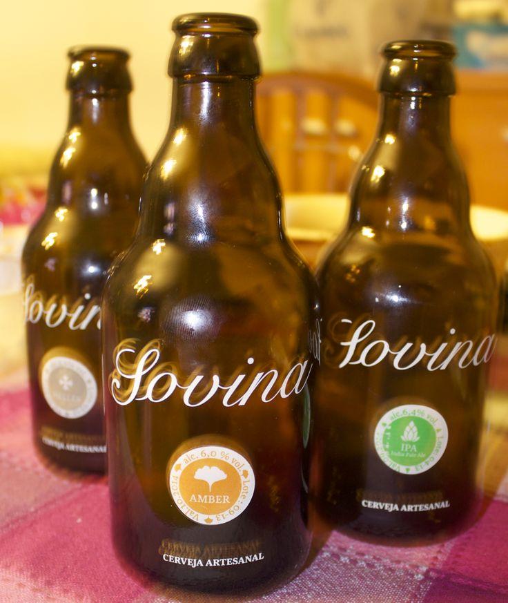 Cervejas Artesanais - Sovina