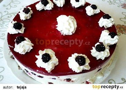Letní dort recept - TopRecepty.cz