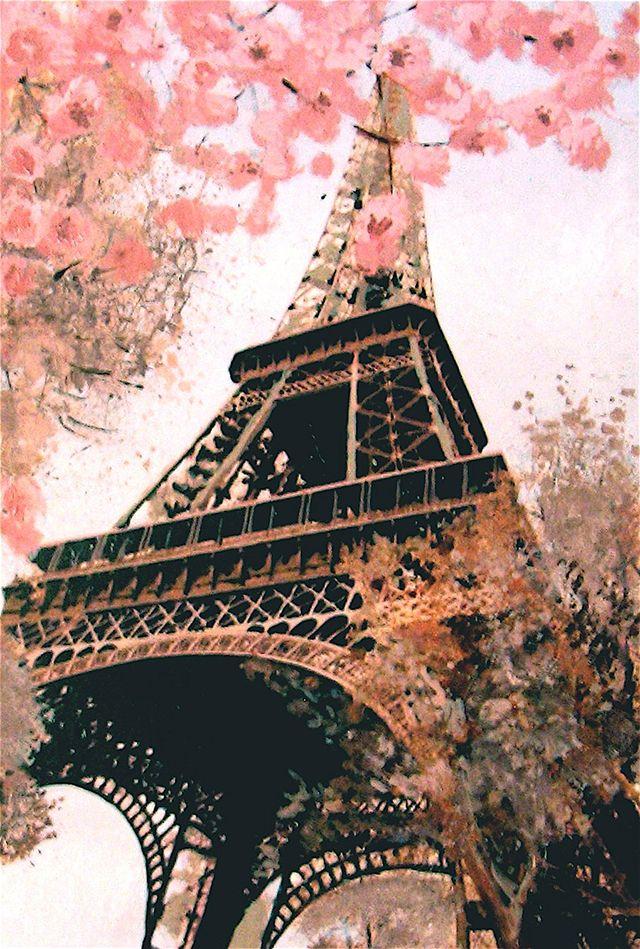 10 Fotos Maravilhosas da Torre Eiffel