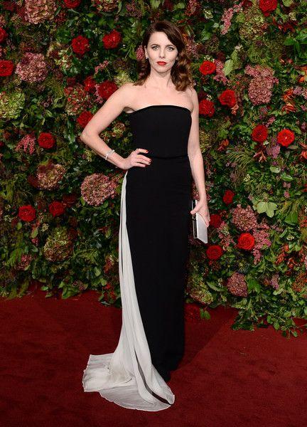 a5e80963331 Ophelia Lovibond Photos Photos  Evening Standard Theatre Awards - Red  Carpet Arrivals