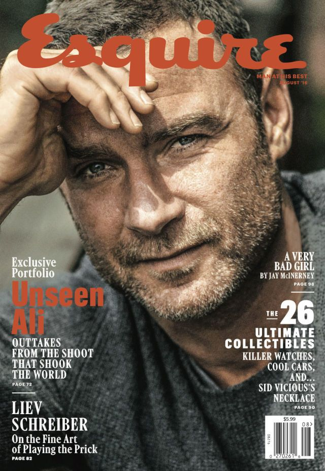 Liev Schreiber Is Looking for Clarity                                                                                                                                                                                 More