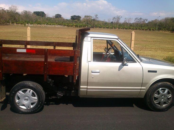 Rebajado!!!pick Up Nissan 720 Motor 1500 Modelo 93