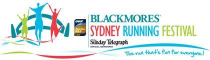 The Blackmores Sydney Running Festival is on Sunday 18 September 2016.