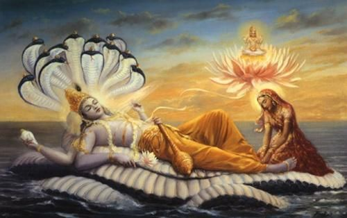 """Rig Veda, Hindu Creation Hymn, reads in part:  """"Who really knows, and who can swear, How creation came, from when or where? Even gods came after creation's day,  Who really knows, who can truly say? When and how did creation start? Did He do it? Or did He not? Only He, up there, knows - maybe;  Or perhaps ... not even He."""" Compare that with the certainties of the Book of Genesis."""