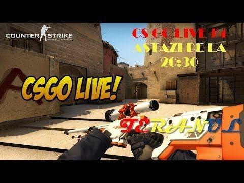 CS GO LIVE #4