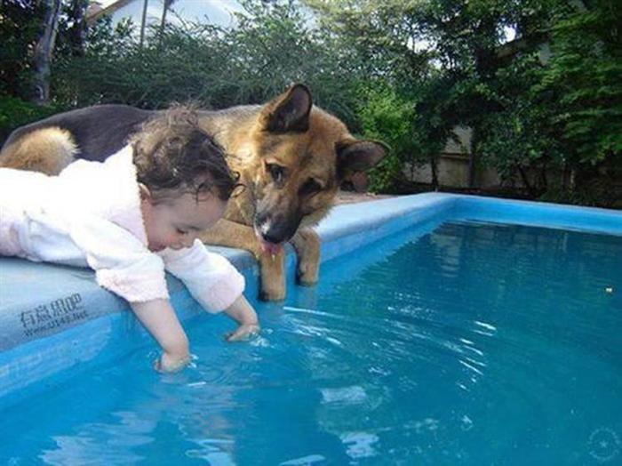 Whattaya say... wanna go swimmin'?