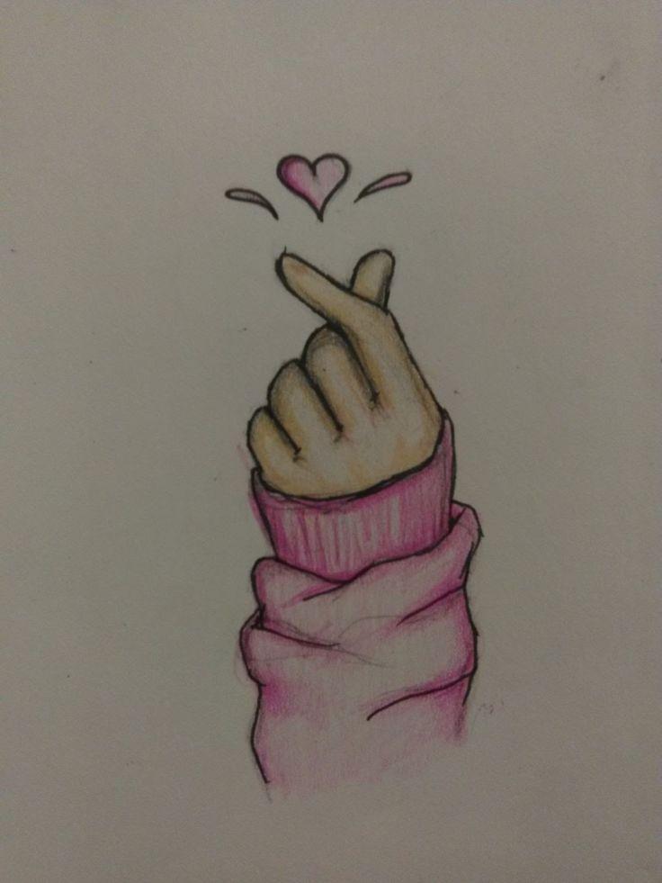картинки красивые но легкие рисунки на руки располагаем