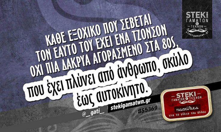 Κάθε εξοχικό που σέβεται τον εαυτό του @__gati__ - http://stekigamatwn.gr/s5369/