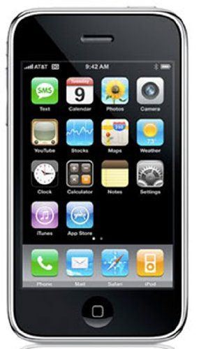 Apple iPhone 3GS 16GB (White) - AT&T iPhone 3GS. Size 16 GB. GSM for AT&T.  #Apple #Wireless