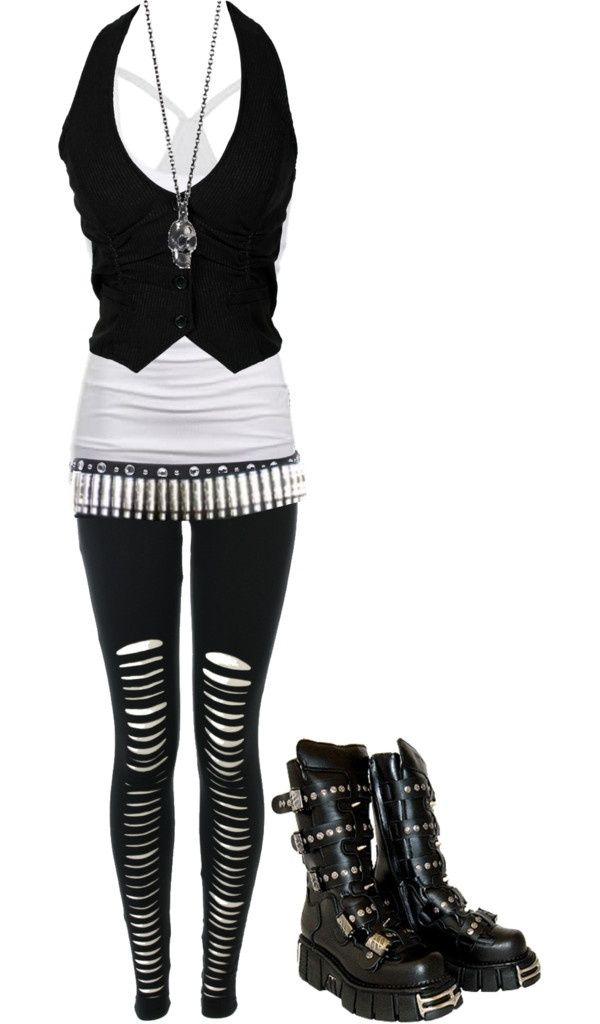 rock&roll outfit