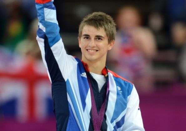 An Olympic medal winner is on his way to Preston to launch a new gymnastics discipline.