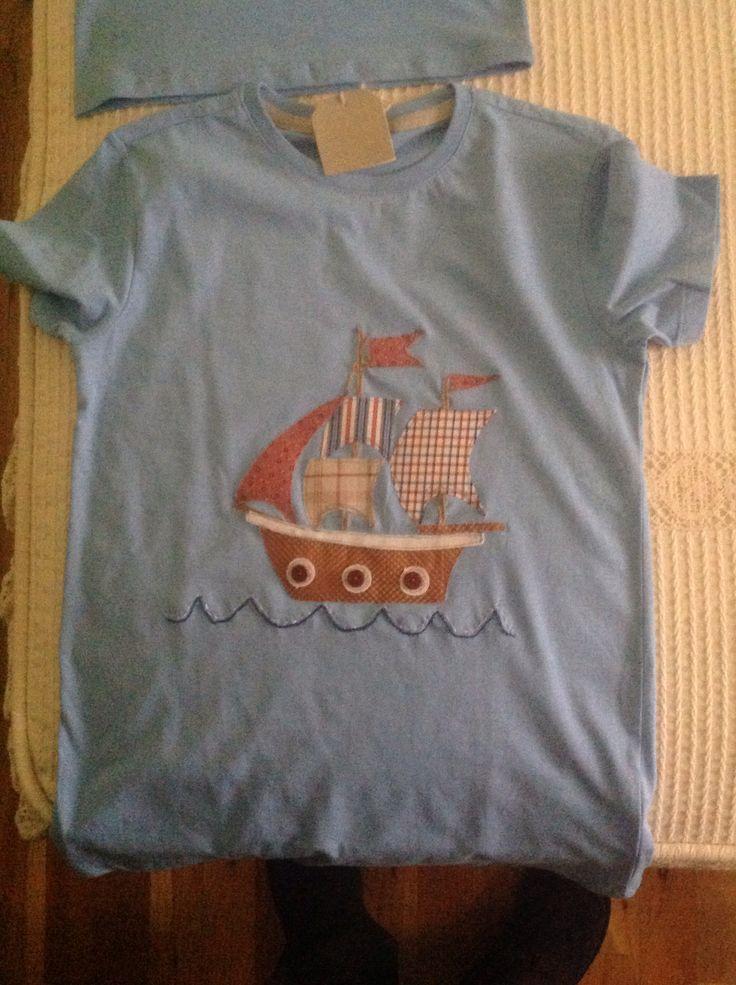 Camisetas con motivos náuticos
