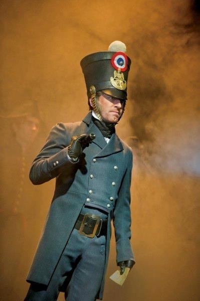 Tam Mutu (Javert) #theatre #lesmis #musicals www.lesmis.com