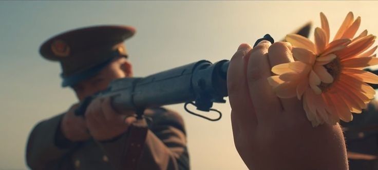 the theme of nationalism in the movie barrel of a gun The allies' $10 dollar submachine gun but to do so, the nation would need weapons here are some other facts about the venerable sten.