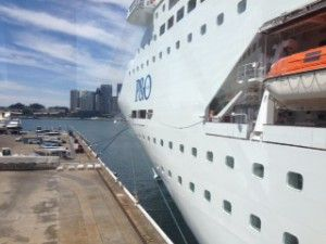Overview: Pacific Jewel was built in 1991 and sailed as ...
