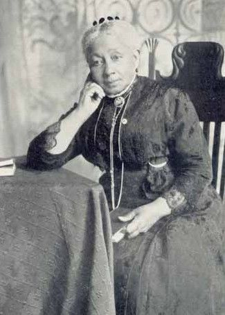 Susan McKinney Steward (born March 18, 1847) was the first Black woman in New York State to become an MD. Dr Steward practiced in Brooklyn, throughout the west while accompanying her husband (an Army chaplain), and at Wilberforce University in Ohio. In 1911 she addressed the first Universal Race Congress at the University of London. #TodayInBlackHistory