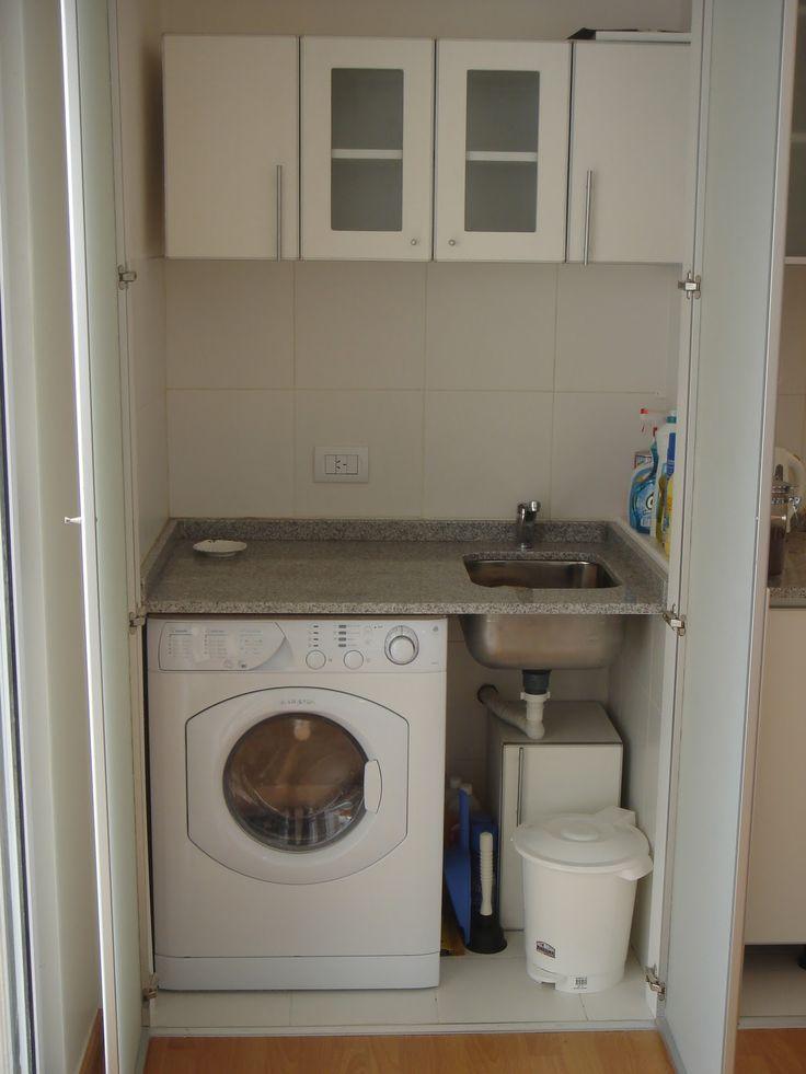 Lavadero integrado a la cocina buscar con google for Planos de cocina y lavanderia