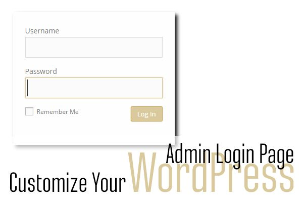 How to change your WordPress admin login page without a computer engineering degree