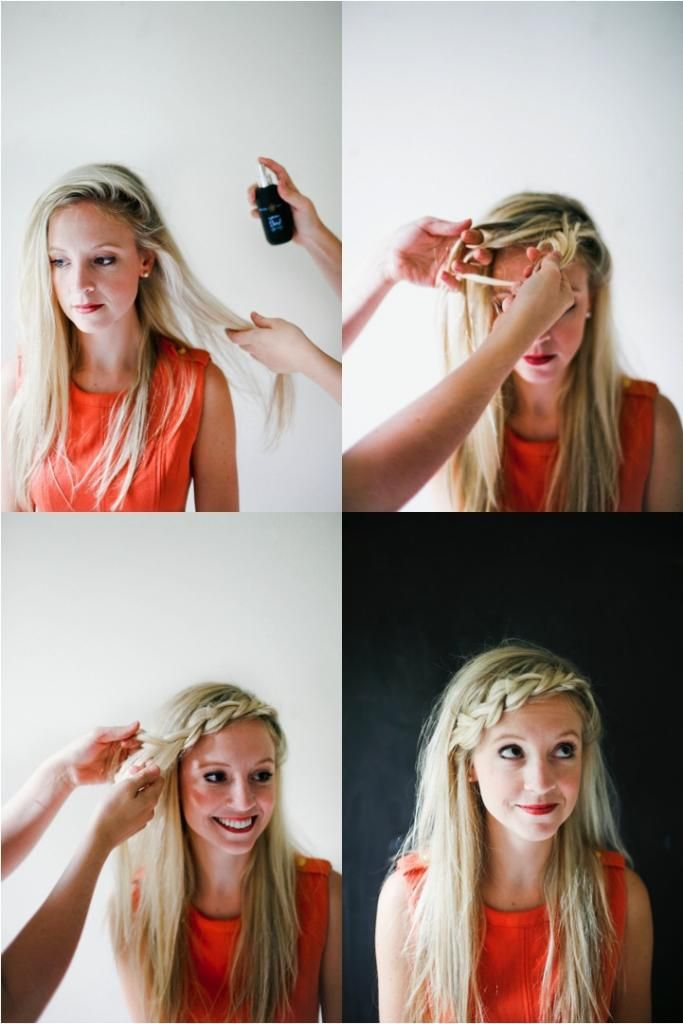 HOW TO: Braided Fringe