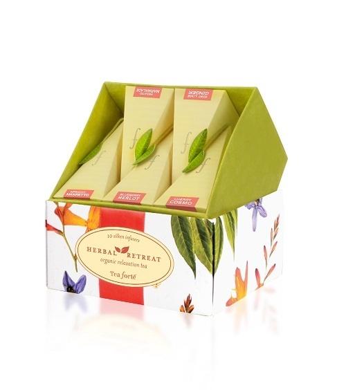 Tea Forte - Petite Herbal Retreat PD