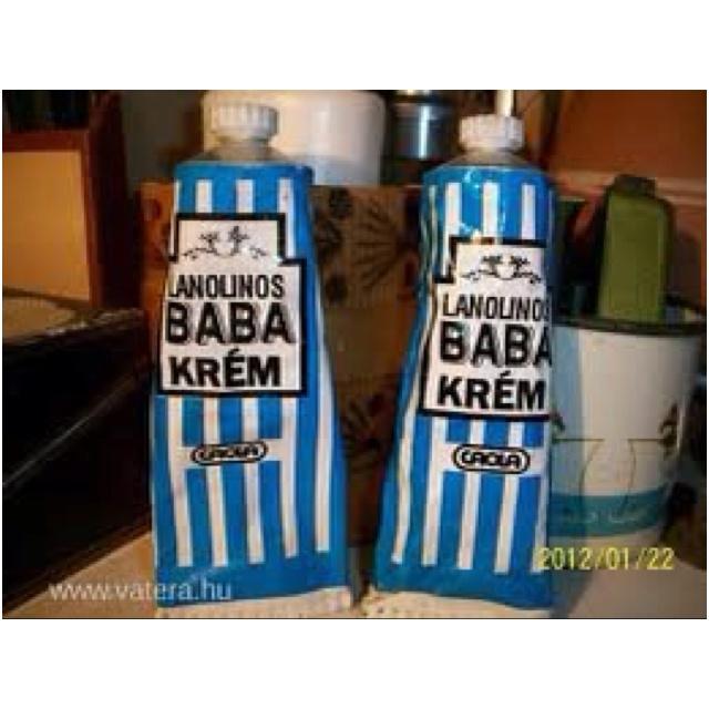 Babakrém