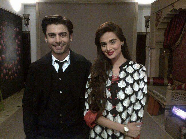 Fawad khan and mahreen